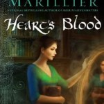Book Review & Giveaway: Heart's Blood by Juliet Marillier