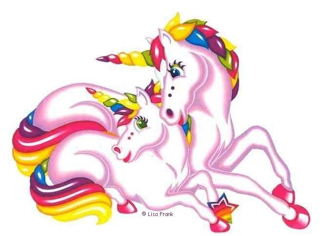 rainbow unicorn clipart - photo #46