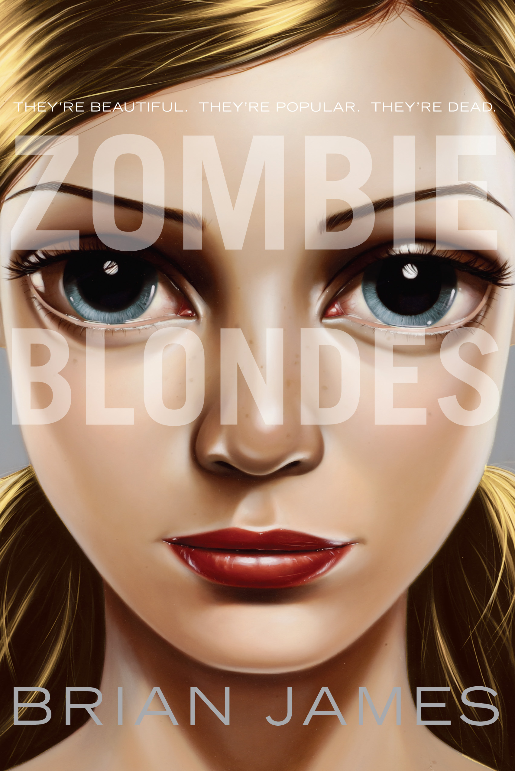 Why did I read this book: I picked up Zombie Blondes on a whim in the ...