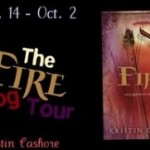 """Getting to know the characters of FIRE"" Blog Tour"