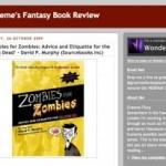 Halloween Week Guest Post: Graeme of Graeme's Fantasy Book Review
