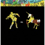 Zombies versus Unicorns