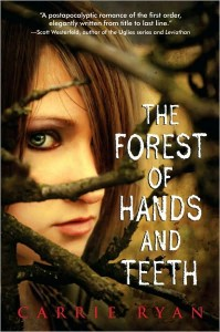 The Forest of Hands and Teeth (US Paperback)