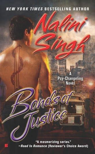 Psi-Changeling Tome 8 : Lié par l'honneur de Nalini Singh Bonds-of-Justice