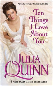 The things i love about you book