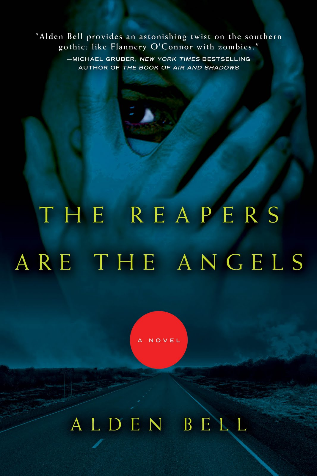 Reapers Are the Angels Alden Bell