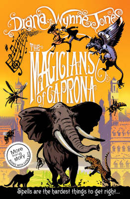 The Magicians of Caprona, UK edition