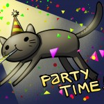 Partycat (Nedroid)