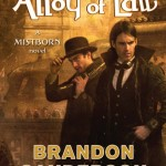 Joint Review: <i>The Alloy of Law</i> by Brandon Sanderson