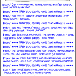 XKCD Craigslist Apartments