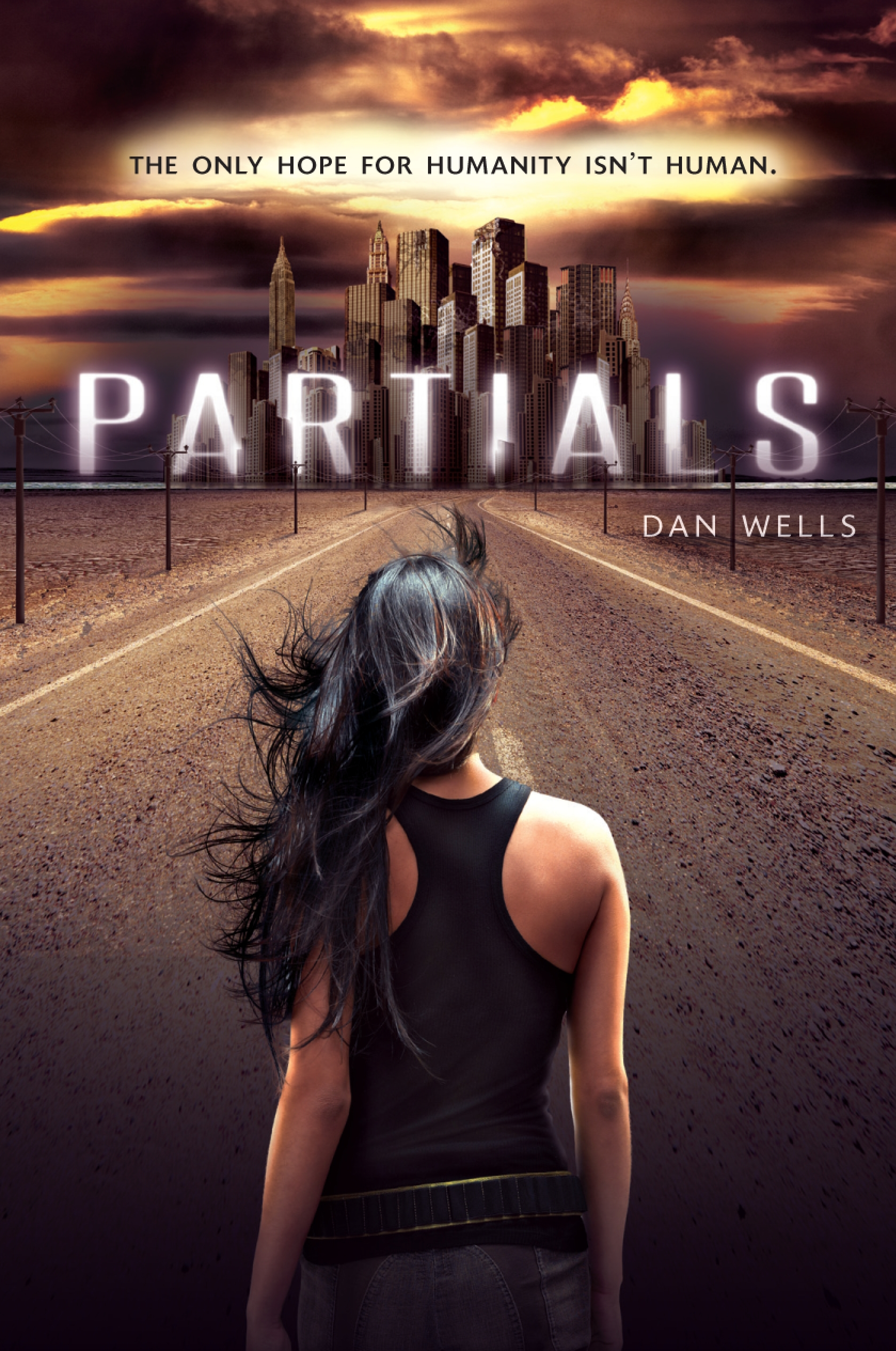 Book Review: Partials by Dan