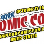 New York Comic Con 2011: The Recap