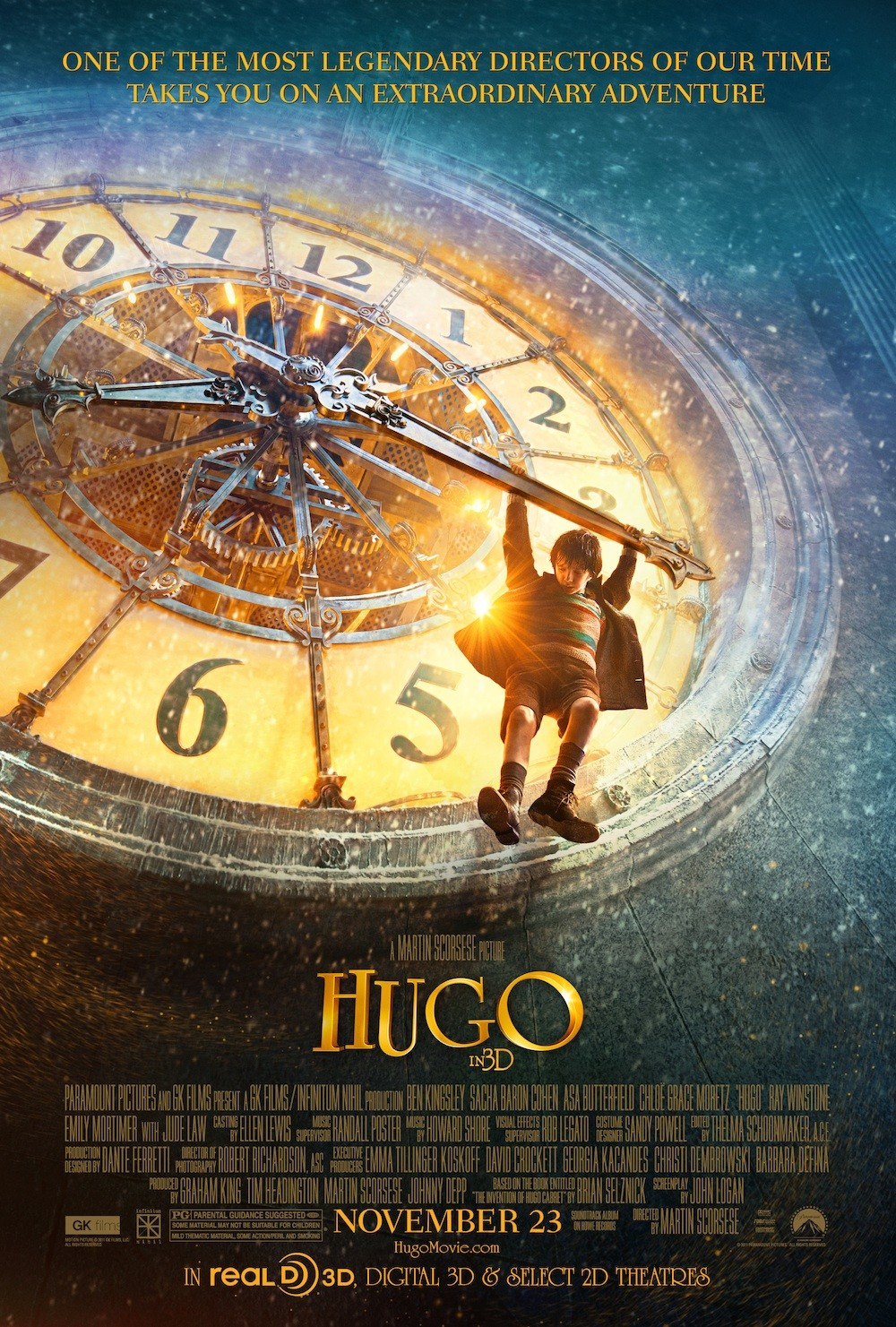 From The Page To The Screen: Hugo  The Book Smugglersthe Book Smugglers