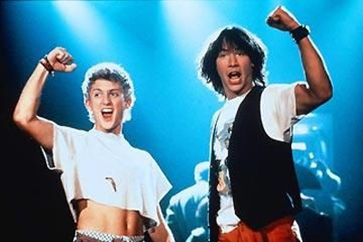 Bill and Ted (Party On, Dudes)