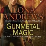 Over at Kirkus: <i>Gunmetal Magic</i> by Ilona Andrews