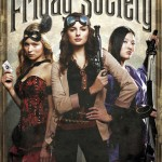 <i>The Friday Society</i>: A Chat with Adrienne Kress (& ARC Giveaway)