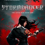 A Smugglerific Cover: <i>Stormdancer</i> by Jay Kristoff (& ARC Giveaway)