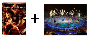 Hunger Games + Olympics