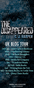 The Disappeared Blog Tour