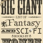 Big Giant List of SFF Books By Women