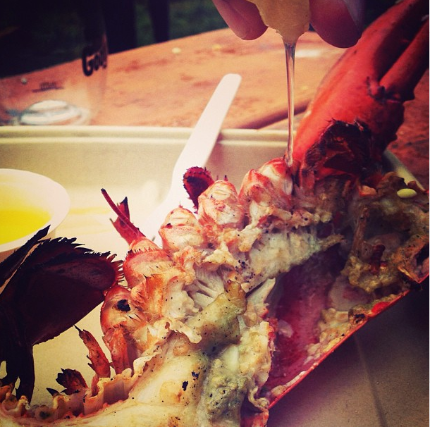 Lobster from Great GoogaMooga 2013