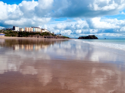 Picturesque Wales - Tenby