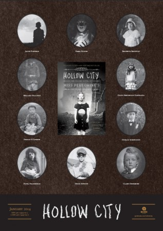 Hollow City poster