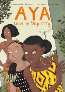 Aya Love in Yop City