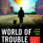 A Smuggleriffic Cover (& Giveaway): <i>World of Trouble</i> by Ben H. Winters