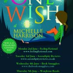 <i>One Wish</i> Blog Tour: Michelle Harrison and The Magical History of Spinney Wicket