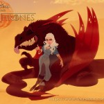 Game of Thrones as Disney