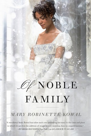 Of Noble Family