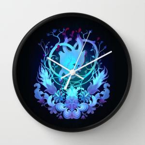 Mrs Yaga Society 6 Wall Clock