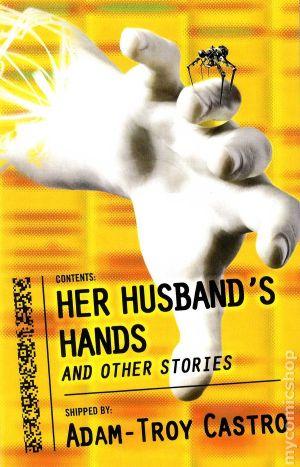 Her husband's hands
