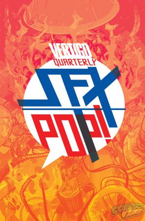 Vertigo Quarterly SFX: Pop