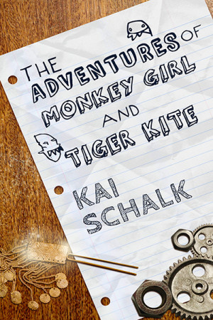 the Adventures of Monkey Girl and Tiger Kite