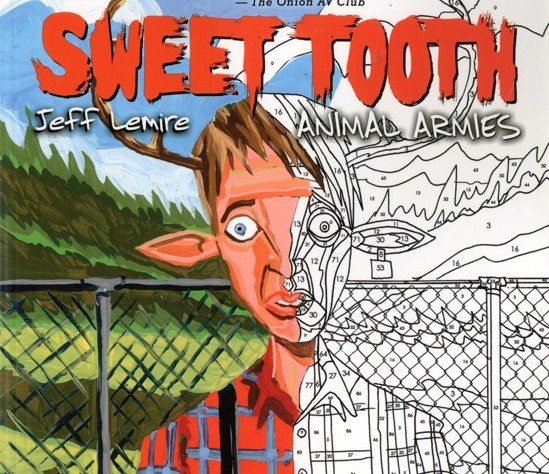 Sweet Tooth Animal Armies by Jeff Lemire