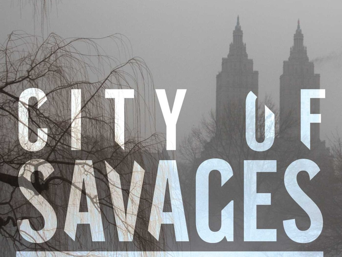 City of Savages by Lee Kelly