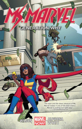 Ms Marvel Volume 2