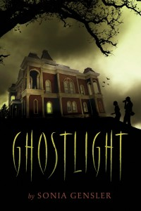 GHOSTLIGHT cover
