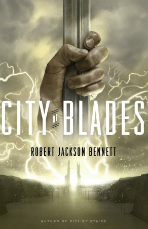 City of Blades jacket