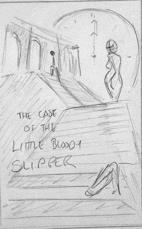 Little Bloody Slipper Thumbnail 2