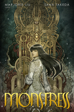 Monstress Issue 1