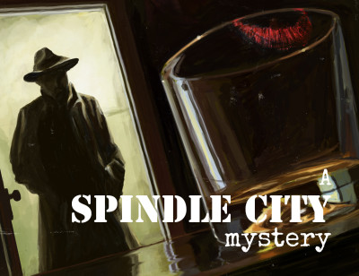 Spindle City Mysteries (3)
