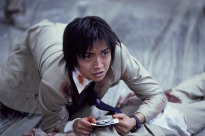 Shuya Nanahara, Battle Royale