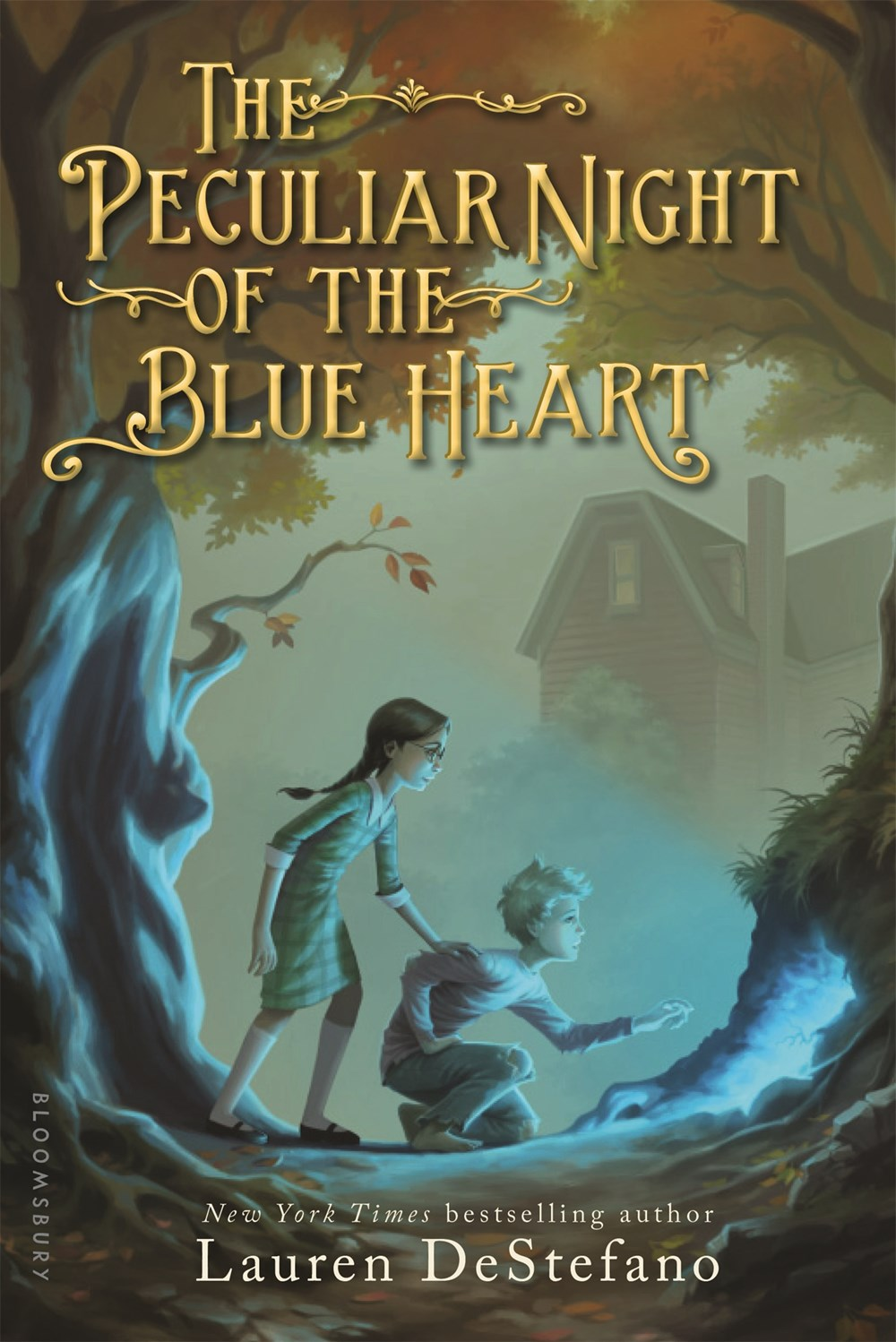 Peculiar Night of the Blue Heart