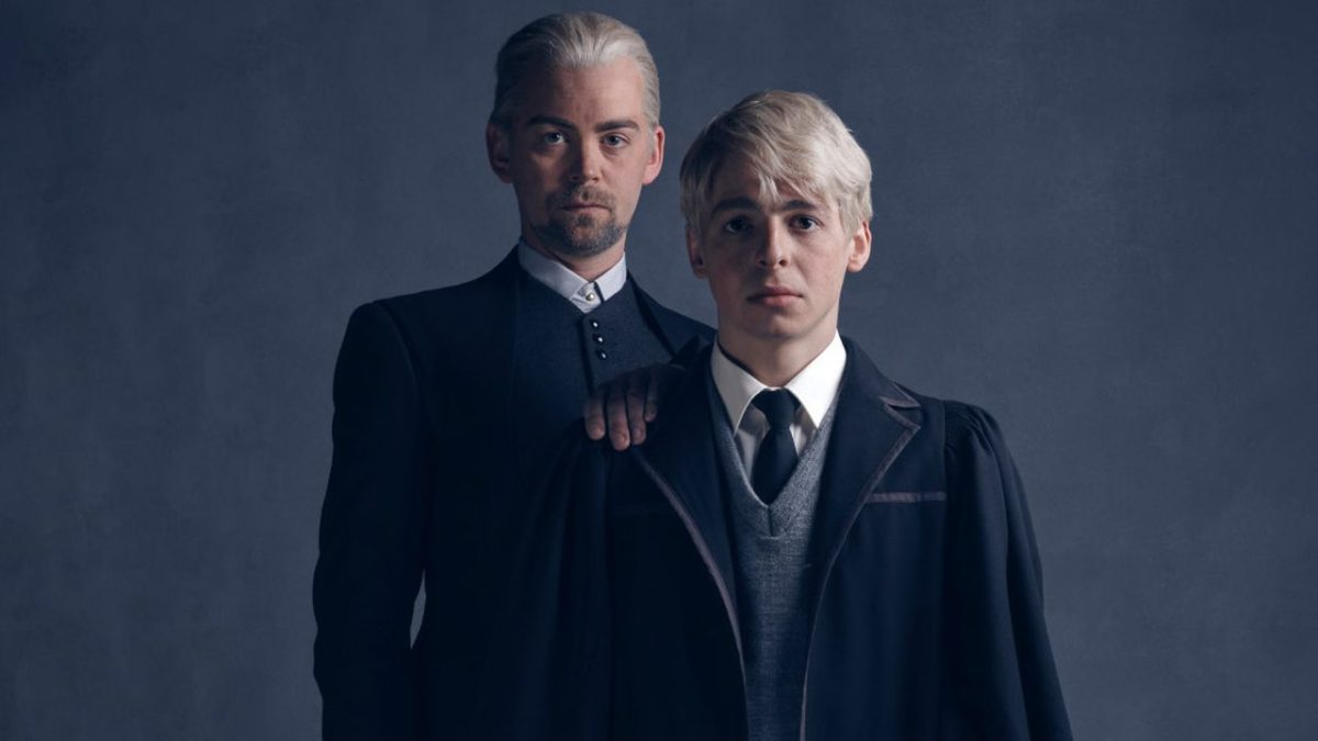 Harry Potter and the Cursed Child (Draco)