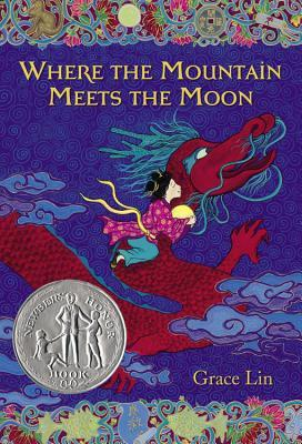 Image result for where the mountain meets the moon summary